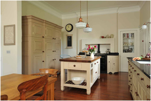 How to design a valuable classic kitchen