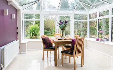 Keeping your conservatory warm or cool