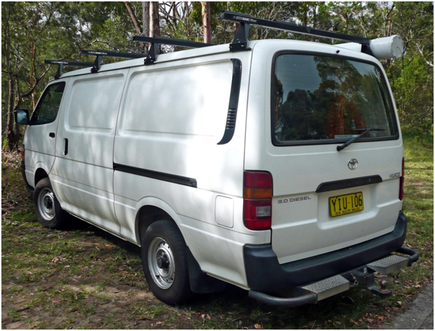 How a thief could break into your Van. It's shockingly easy.