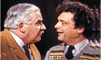 The Outstanding Life and Career of David Jason