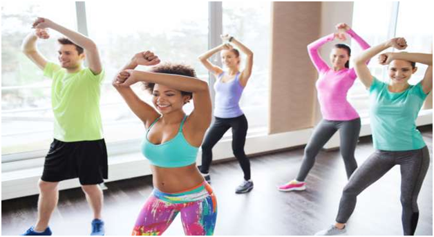 Fun dance workouts to try while staying at home