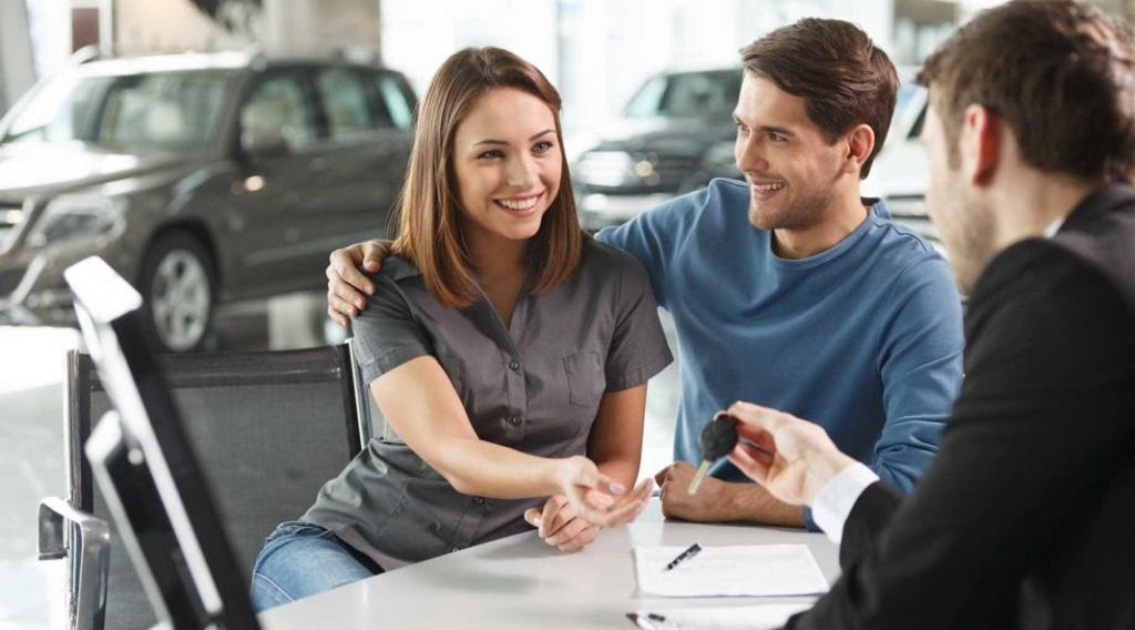 5 Tips Applying for a Car Loan